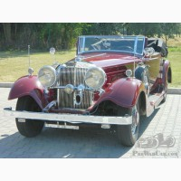 1936 Horche 780 Sport Cabriolet