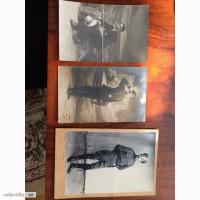 Продам старинные фото 11 штук