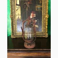 Керосиновая лампа г.Самара, 1920-30 годы Красный факел