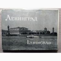 Наборы открыток Останкино 1959 Ленинград 1960 и др