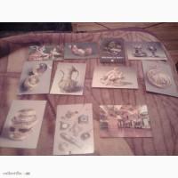 Продам коллекцию карманных календариков