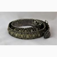 Продается Кавказский серебряный пояс. Грузия.Тбилиси (Тифлис) 1885 год