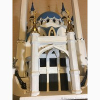 Макет Кул-Шариф мечеть Казани