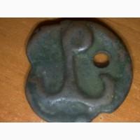 Монета древнего города Херсонес