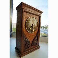 Часы настольные «Ф.Винтеръ», кон.XIX в. фирма «Фридрих Винтер, С в Санкт-Петербурге