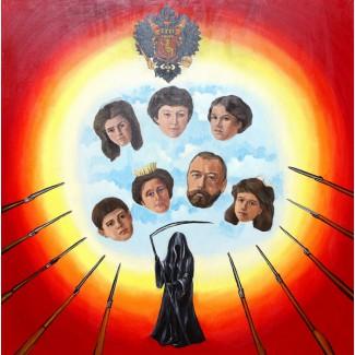 Продам картины коллекции - 100 летняя история россии - 19 картин