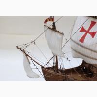 Модель корабля Santa Maria