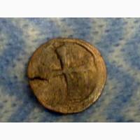 Первохристианская античная монета