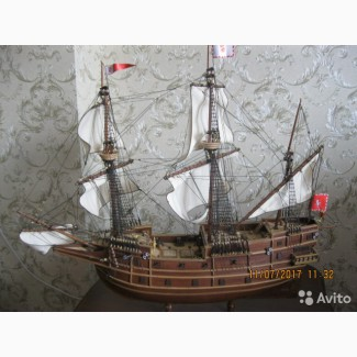 Модель коробля