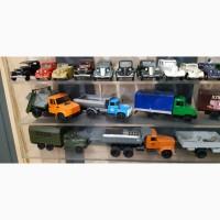 Продам коллекцию ретро автомобилей