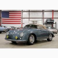 1957 Porsche Speedster 356