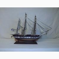 Модель фрегата Acheron