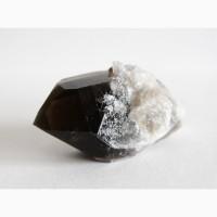 Дымчатый кварц, сросток кристаллов