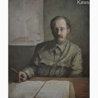 Картина Портрет Ф. Дзержинского