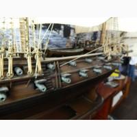 Корабль ручной работы III Иерарха 1776 г
