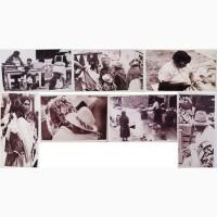 Открытки о жизни индейцев в Мексике