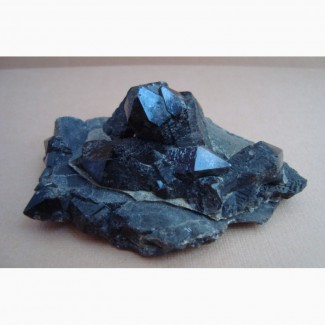 Морион, друза кристаллов мориона