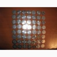 Монеты юбилейные РФ (биметалл, металл)
