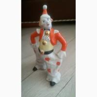 Продам статуэтку клоуна