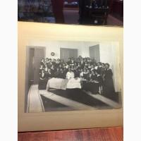 Альбом с фотографиями Выпуск Самарской земской фельдшерской школы 1912-1913 г.