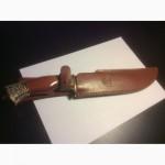 Нож Атаман (Златоуст) авторская работа