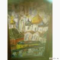 Картина 1986-87г.г. Сергиев Посад