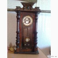 Часы с боем эрхарда роберта шленкера немецкие