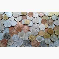 Монеты стран Мира - 10 рублей за монету