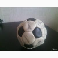 Мяч с прощальной игры Льва Яшина