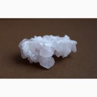 Кальцит, друза кристаллов нежного светло-розового цвета