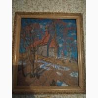 Продам картину известного художника И.Д. Юдина