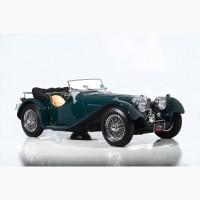 1937 Jaguar Toadster
