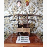 Японский комплект самурая, авторская работа