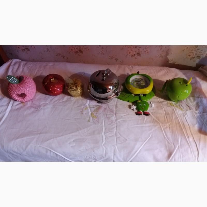 Фото 2. Продам фигурки яблок