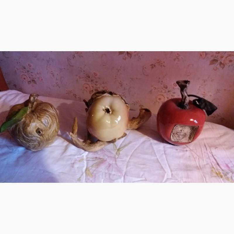 Фото 3. Продам фигурки яблок
