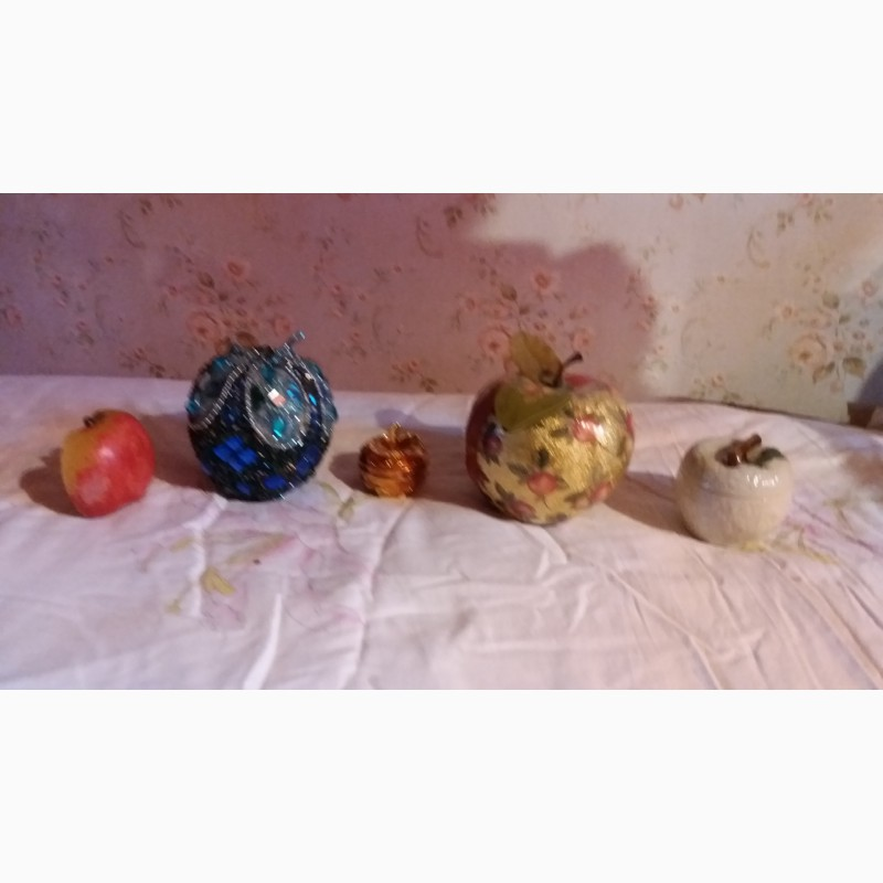 Фото 8. Продам фигурки яблок