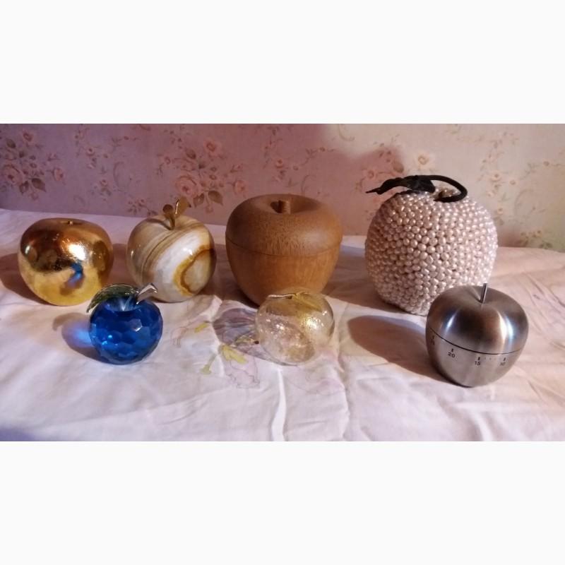 Фото 9. Продам фигурки яблок