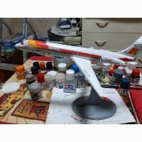 Продам модель самолета Дуглас МД-47 масштаб 1:144