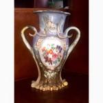Продам вазу фарфор фабрика сипягина