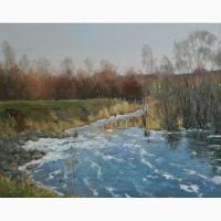 Продам коллекцию картин 100 работ живопись современного художника