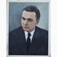Продается Портрет Сухомлинского В.А. СССР 1970-х годов