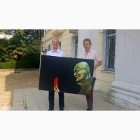Продам всемирно известную картину Калина Красная