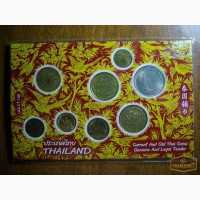 Набор монет королевства тайланд 8ш-т !!