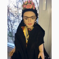 Продам мексиканскую коллекционную куклу Фрида Кало