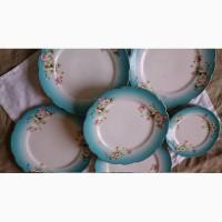 Тарелки 12 шт из обеденного сервиза Кузнецовский фарфор