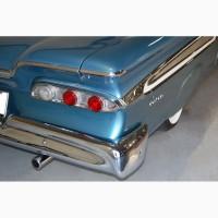 1959 Edsail Corsair Convertible