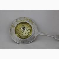 Продается Серебряное ситечко для чая.Москва 1908-1917 гг