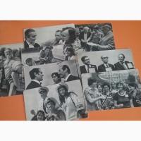 Продам открытки-актёры советского кино