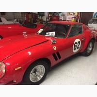1962 Ferrari 250, replica