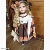 Продам коллекционную куклу